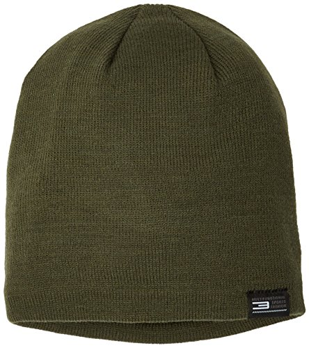 JACK & JONES Herren Jjtdepends Beanie Mütze Rifle Green