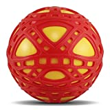 E-Z Grip 6.25 Grip Ball Toy, Red/Yellow