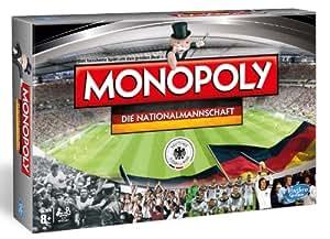 Hasbro B0733100 Monopoly-Die Nationalmannschaft