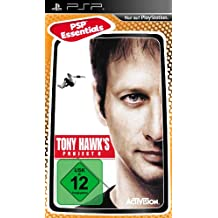 Tony Hawk's Project 8 [Essentials] - [Sony PSP]