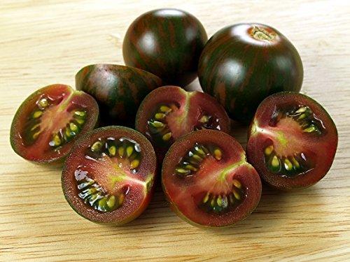 Semi di Pomodoro Nero Ciliegino - Lycopersicon esculentum - 130 semi - 130 semi