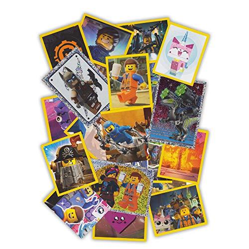 Sammelbilder Set The L. Movie 2 - 50 Sticker gemischt inkl. Holosticker - Keine doppelten Bilder