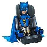 KidsEmbrace Batman Deluxe Auto-Kindersitz Gruppe 1-3 Mit Allen Europäischen Sicherheits-Standards Geeignet Für Kinder Von 9 Monaten Bis Ca 12 Jahren