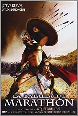 La Batalla De Marath?n - La Battaglia Di Maratona - Jacques Tourneur - Steve Reeves y Mylene Demongeot - Audio: Spanish. Subtit