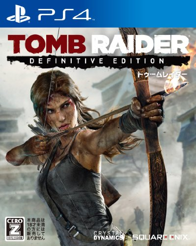 Tomb Raider - Definitive Edition [PS4]