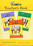 Jolly Phonics Teacher's Book: Book 1