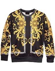 Demarkt Fashion Sweat-shirts/Sweat/Sweat Swag Imprimé 3D Image Individualisé sans Capuche M / L/ XL pour les Homme