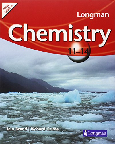 Longman Chemistry 11-14 (2009 edition) (LONGMAN SCIENCE 11 TO 14) por Richard Grime