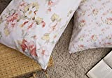 Belledorm Cherry Blossom Brushed Cotton Pillowcase Pair, Country Dream (Housewife)