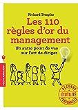 Les 110 règles d'or du management - Un autre point de vue sur l'art de diriger - Marabout - 01/01/2016