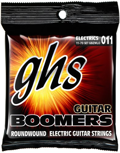 GHS Boomers 011-070 GBZWLO Zakk Wylde · Saiten E-Gitarre