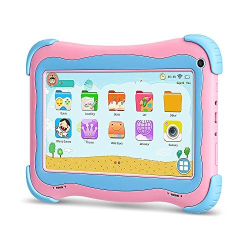 tablet per bimbi Yuntab Kids Tablet Q91 7 pollici Google Android 8.1 Allwinner A50