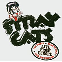 Stray Cats-Live in Berlin 12.7.2004