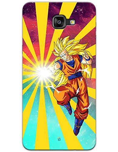 Dragon Ball Z Goku Raging Blast case for Samsung Galaxy On7 (2016)  available at amazon for Rs.459