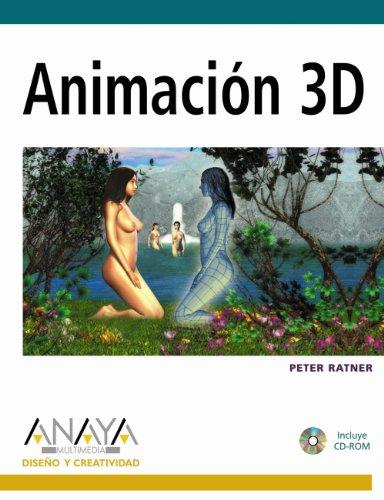 Animación 3D (Diseño Y Creatividad) por Peter Ratner