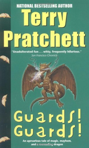 Book cover for Guards! Guards!