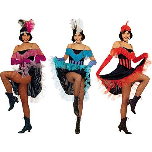 Rouge Moulin Cabaret Kostüm (Aptafêtes–cs923623/S–-Kostüm French 200–Größe)