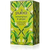 PUKKA - Bio-Tee Zitronengras & Ingwer - 20 Teebeutel