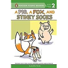 A Pig, a Fox, and Stinky Socks