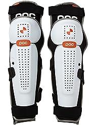 POC Bone VPD Leg - Protección de ciclismo para hombre, color negro, talla L