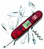 Victorinox Traveller Lite Jelly Red