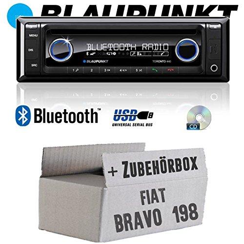 BLAUPUNKT Toronto 440BT - CD   MP3   USB Autoradio INKL. Bluetooth...
