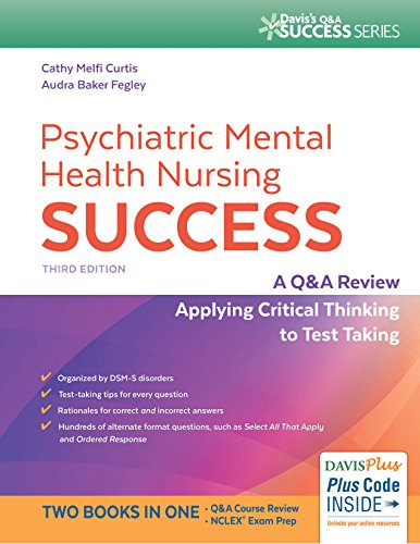 Psychiatric Nursing Books Pdf