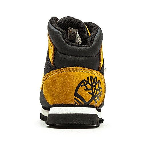 Timberland Eurosprint, Jungen Hohe Sneakers Beige