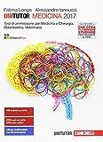Unitutor medicina 2017. Test di ammissione per medicina e chirurgia, odontoiatria, veterinaria. Con e-book