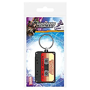 Guardians of the Galaxy Rubber Keychain