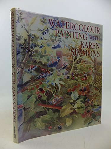 Watercolour Painting with Karen Simmons: Flowers and Landscapes