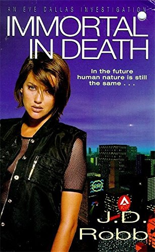 Book cover for Immortal in Death