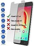 Protecteur d'écran en verre trempé verre 9H Premium pour ALCATEL A5LED 5.2