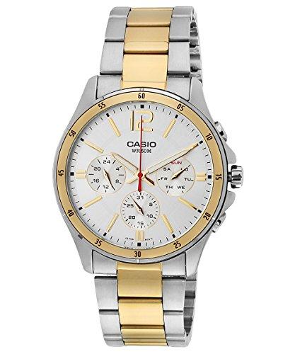 51 IeI1NwiL - Casio Enticer Mens MTP 1374SG 7AVDF A954 watch