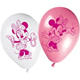 Amscan DisneyMinnie Mouse 8-Piece Balloon