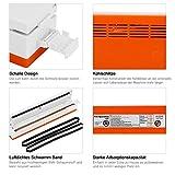 KYG Vakuumierer Kleine Folienschweißgeräte mit 15 Vakuumiergerät Folienbeutel - 3