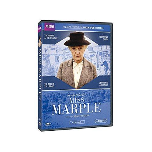 MISS MARPLE: VOLUME ONE - MISS MARPLE: VOLUME ONE (3 DVD)