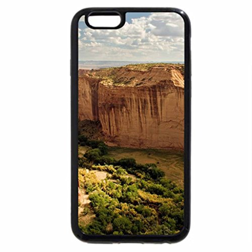 iPhone 6S / iPhone 6 Case (Black) superb canyon de chelly in arizona