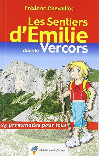 EMILIE DANS LE VERCORS par FREDERIC CHEVAILLOT