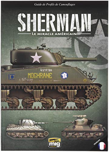 AMMO MIG-6082 Sherman: The American Miracle Francés, Multicolor