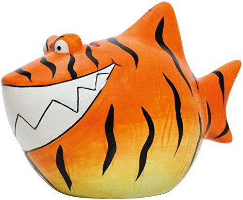 CHAOS KCG Tiger-Hai Hucha con forma de niño pequeño pescado (101370), nuevo