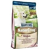 Happy Dog NaturCroq für Welpen 1 kg, Hundefutter, Trockenfutter