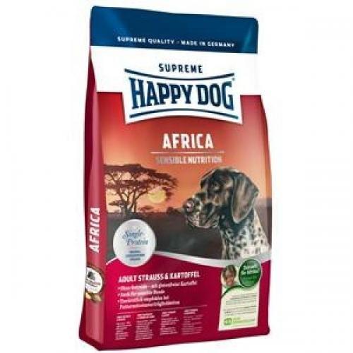 Happy Dog Supreme Africa 300 g, Hundefutter, Trockenfutter