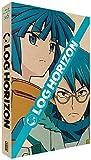 Log Horizon - Intégrale des 2 Saisons - Edition Collector Limitée [Blu-ray]