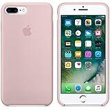 Desconocido Funda para iPhone 6 / 6s, Silicona Rosa Palo Logo Apple Carcasa iPhone (iPhone 6 / 6s)