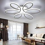Lámpara de techo Led Dormitorio principal Cálido romántico habitación de los niños Sala de la...