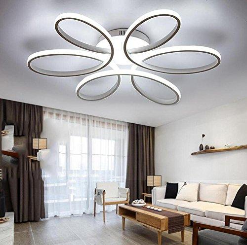 Lámpara techo Led Dormitorio principal Cálido romántico