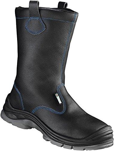elysee Winter-Stiefel Sicherheits-Stiefel NORDHOLZ ÜK - S3 - 34343 - schwarz - Größe: 44