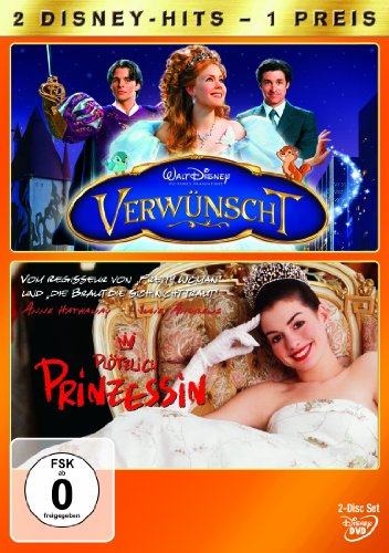 Bild von Verwünscht / Plötzlich Prinzessin [2 DVDs]