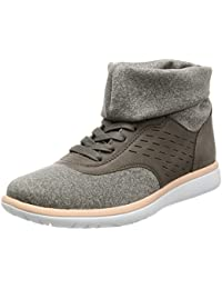 Ugg Australia Women's Islay Women's Brown High-Top Sneakers Synthetic
